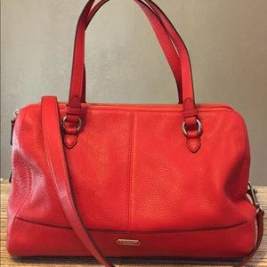 Coach Kathryn Leather Satchel